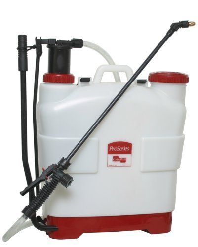Chapin 61400 Euro Style 4 Gallon Backpack Sprayer By Chapin 56 78 Poly Spray Handle Large Opening Effortless Pump Adjustable Cone And Fan Nozzle From The