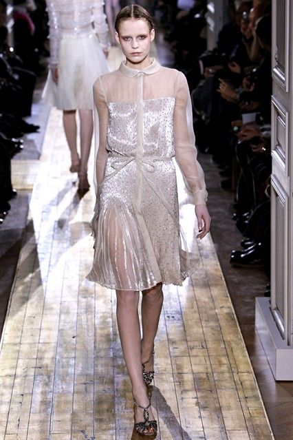 Valentino - Primavera / Verano 2011 Couture - París (Vogue.co.uk)