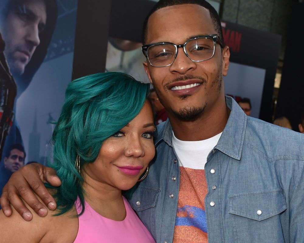 T.I. And Tiny Pregnant Should Rapper's Wife Be Doing This