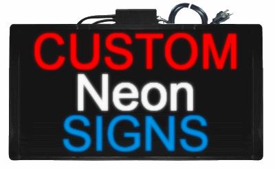 Custom Neon Sign Maker Custom Neon Signs Neon Signs Led Neon Signs