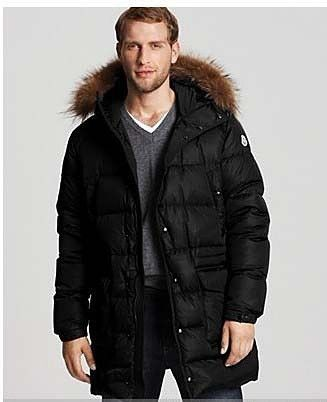 moncler long coat men