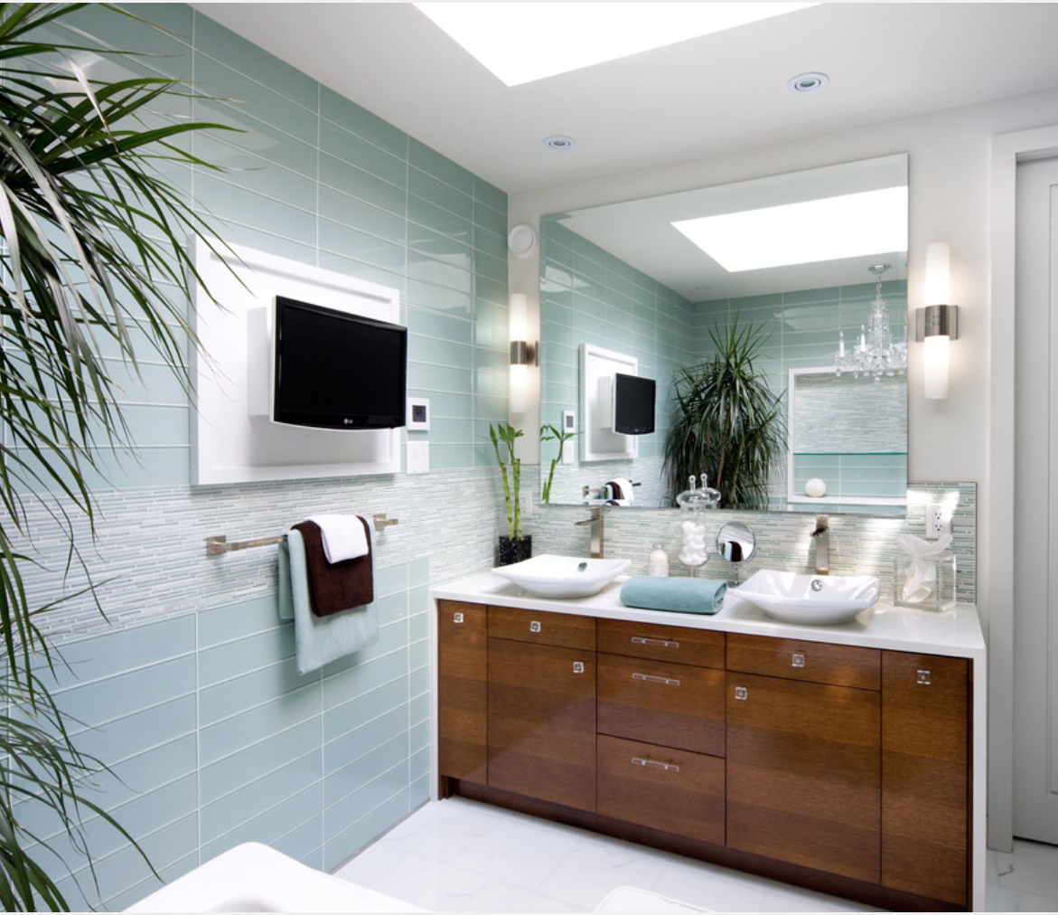 from Houzz | small toilet | Pinterest | Small toilet, Houzz and Toilet