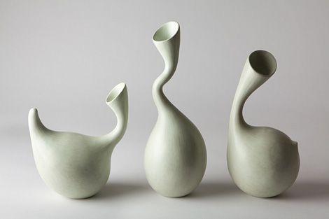 Tina Vlassopulos makes pots for contemplation