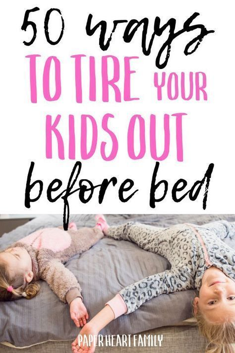 Need your energetic kids to tire out before bedtime? These fun, active indoor kid activities are just what you need. Perfect for boys and girls who think being tired and sleeping is a sign of weakness. These activities will help you get some me time. They'll be so tired that when bedtime rolls around, your kids won't act like little crazy animals.