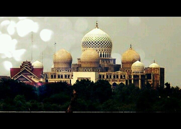 islamic center, #Lhokseumawe city