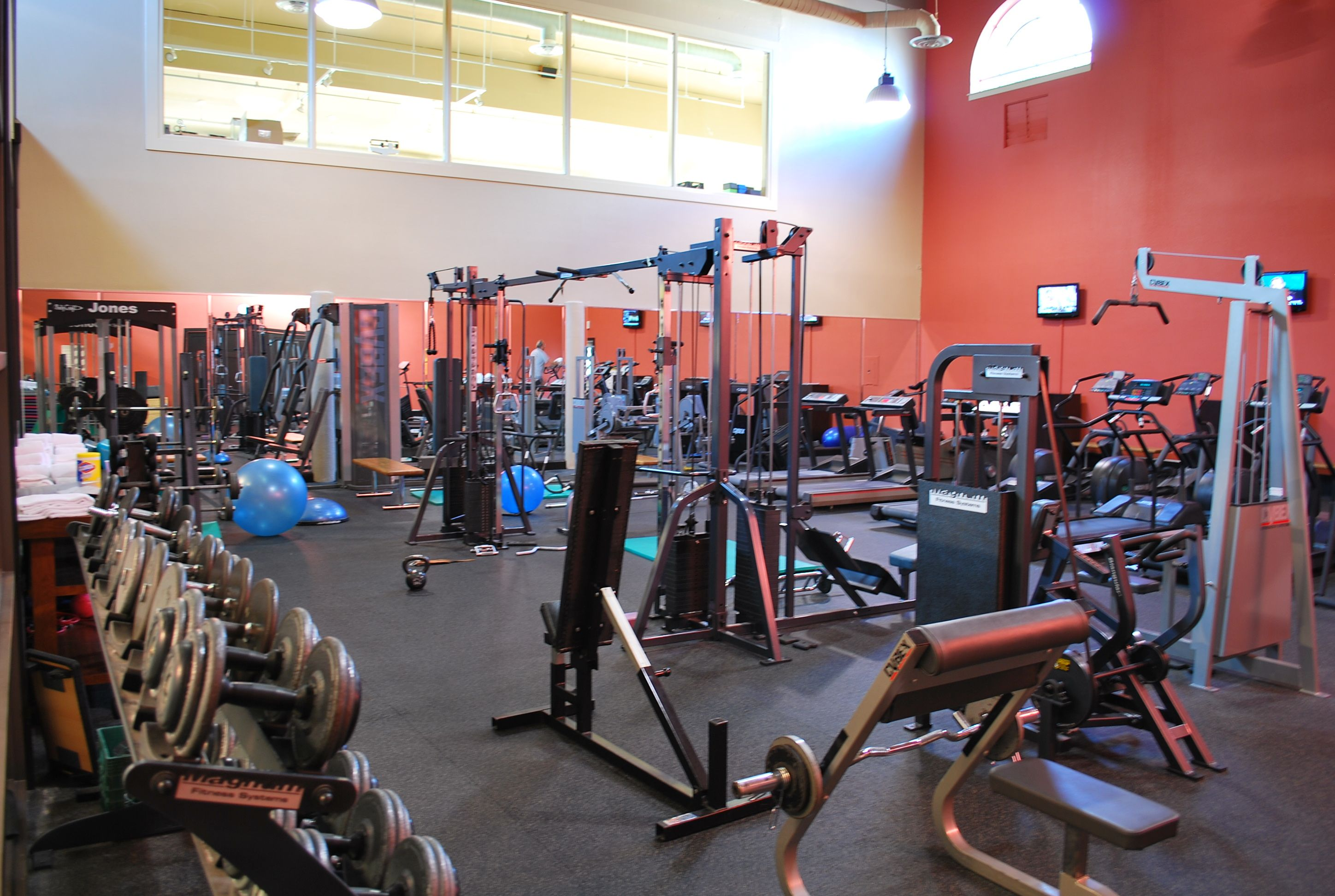 Full Equipped Workout Facility In The Fitness Building At Chaminade Resort Where You Can Enjoy Classes Or Get A Great Workout In While Wa Gym Building Resort