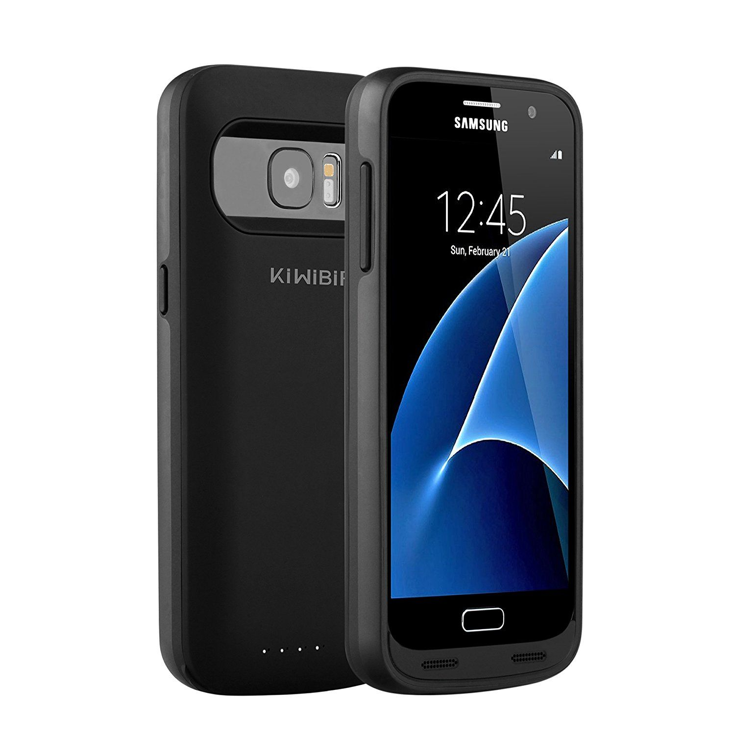 thoughts on fresh styles utterly stylish KiWiBiRD 5000mAh rechargeable coque de batterie pour Samsung ...