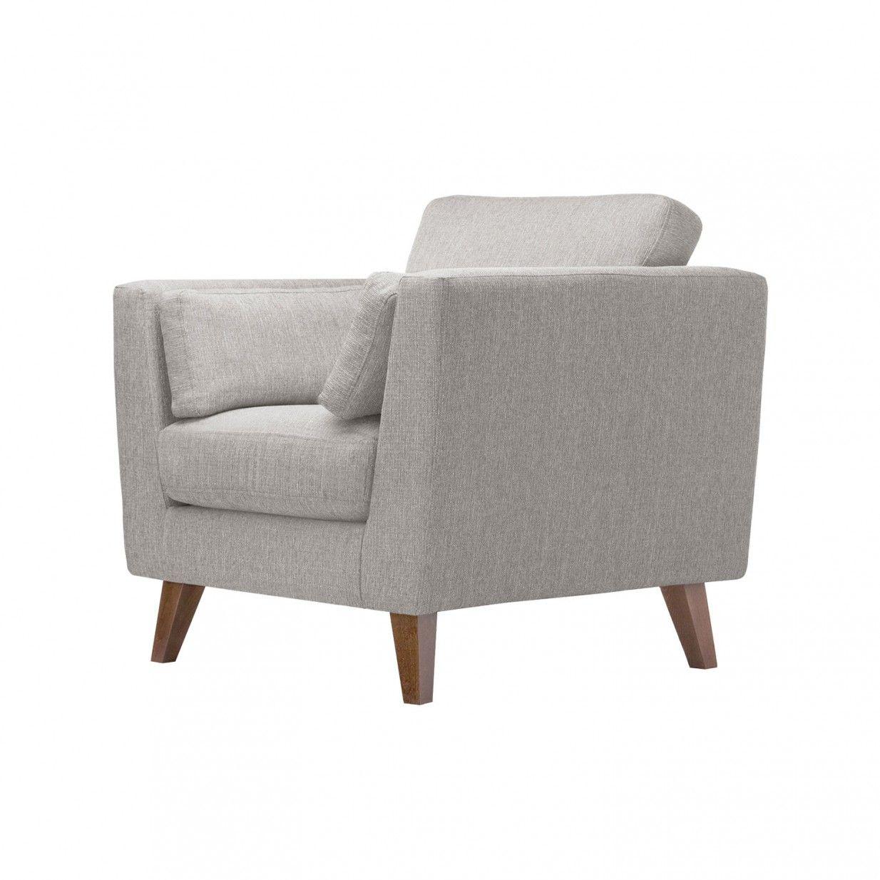 Monoqi Elisa Sessel Beige Furniture Armchair Tub Chair