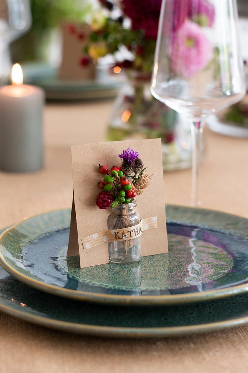 Photo of Herbstdeko für die goldene Jahreszeit: Tischdeko und DIY