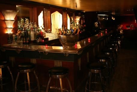 Zinc Bar - A classic old-school NY Jazz bar beautifully decorated ...