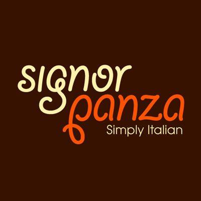 Signor Panza logo