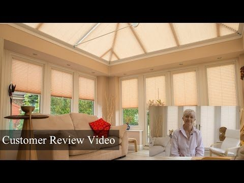 Conservatory Blinds Review Pleated Blinds In Nottingham Pleated Blind Conservatory Blinds