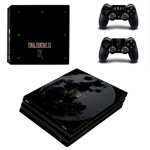 Final Fantasy Xv Whole Body Vinyl Skin Sticker Decal Cover For Ps4