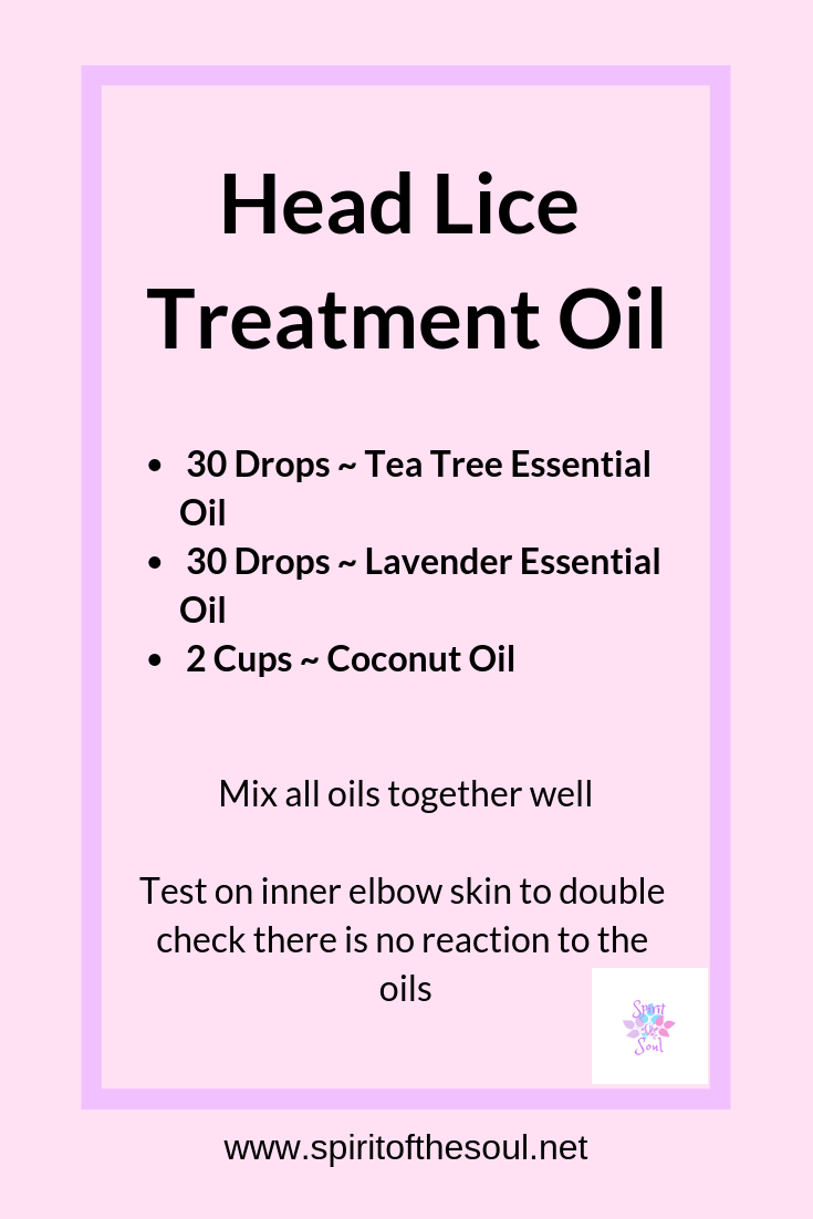 Head Lice Ultimate All Natural Treatment Oil: That Works! #headlicetreatment