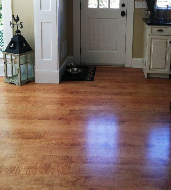 Maple Floors Wide Plank Flooring Wood