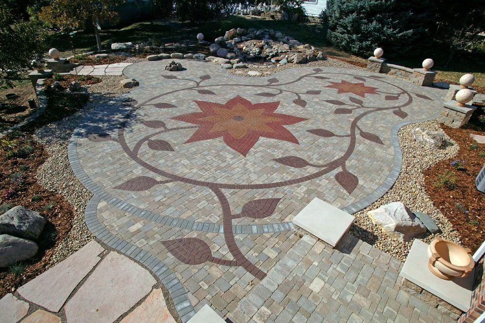 30 idee di pavimenti in pietra per esterni e giardini pavimenti esterni pinterest giardino - Pavimenti per giardini esterni ...