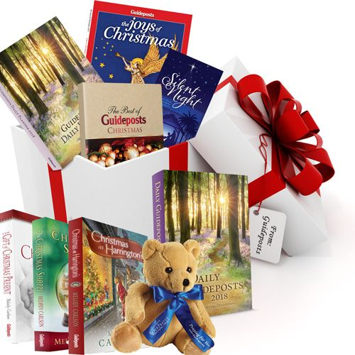 The holiday gift box includes daily guideposts 2018 guideposts dail the holiday gift box includes daily guideposts 2018 guideposts daily planner 2018 the joys of m4hsunfo