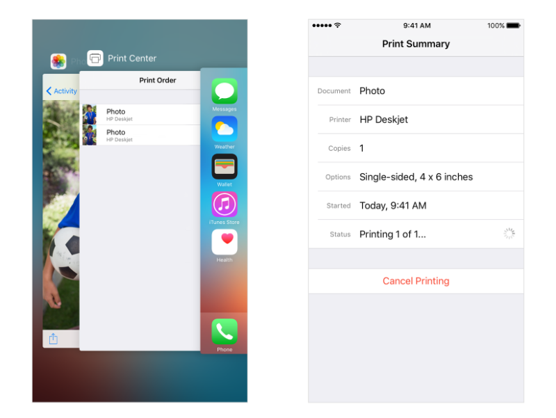 How To Print From iPhone Or iPad Here's A Quick Guide