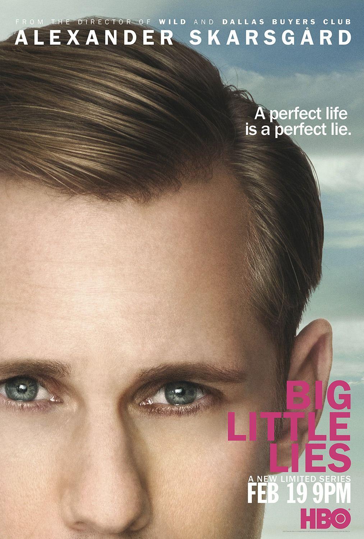 Big Little Lies Poster Alexander Skarsgard Big Little Lies Alexander Skarsgard Big Little