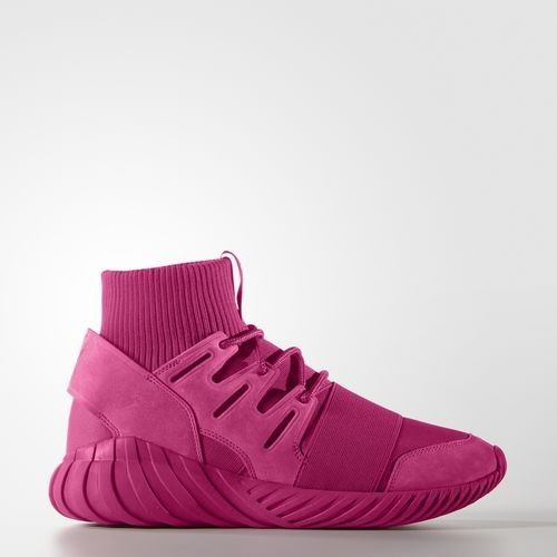 Nuevas Adidas Tubular - Bambas De Adidas Hombre Originals Trainers TUBULAR  DOOM Rosas (S74795)