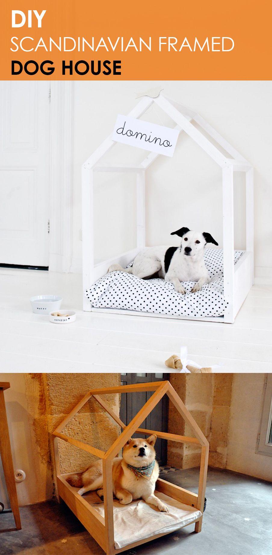 26 Diy Pet Bed Ideas To Spoil Your Fur Babies Diy Pet Bed Diy