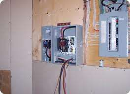 DIY AUTOMATIC TRANSFER SWITCH FOR GENERATOR