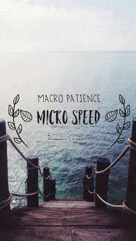 Gary Vee Iphone Wallpaper Macro Patience Micro Speed Gary Vee