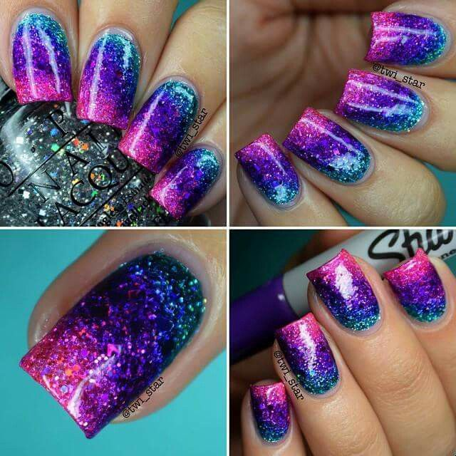 Sharpie nail! Sharpie + alcohol | Nails | Pinterest | Sharpie ...
