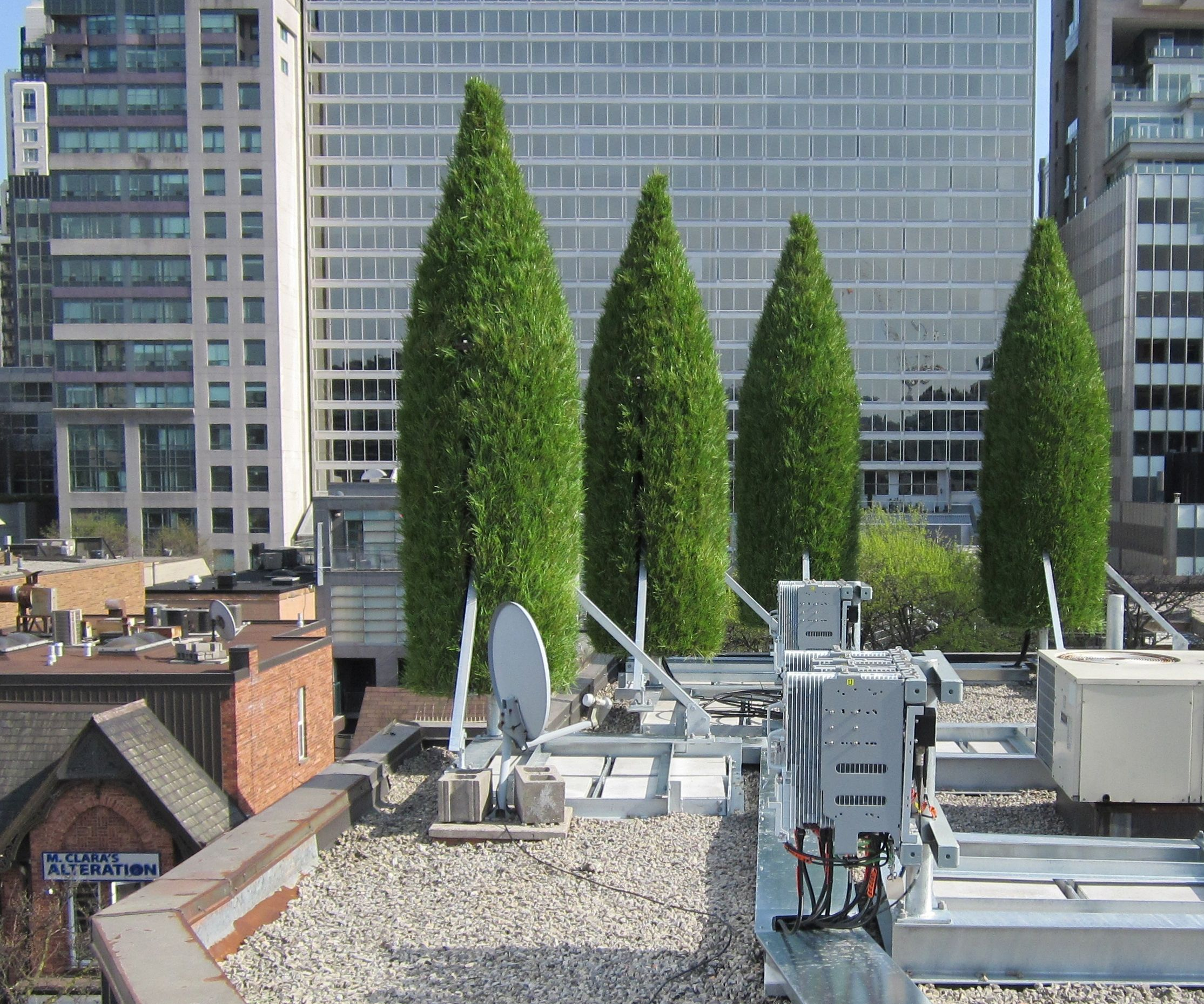 Wireless Concealment International TreeScapes Pleasant