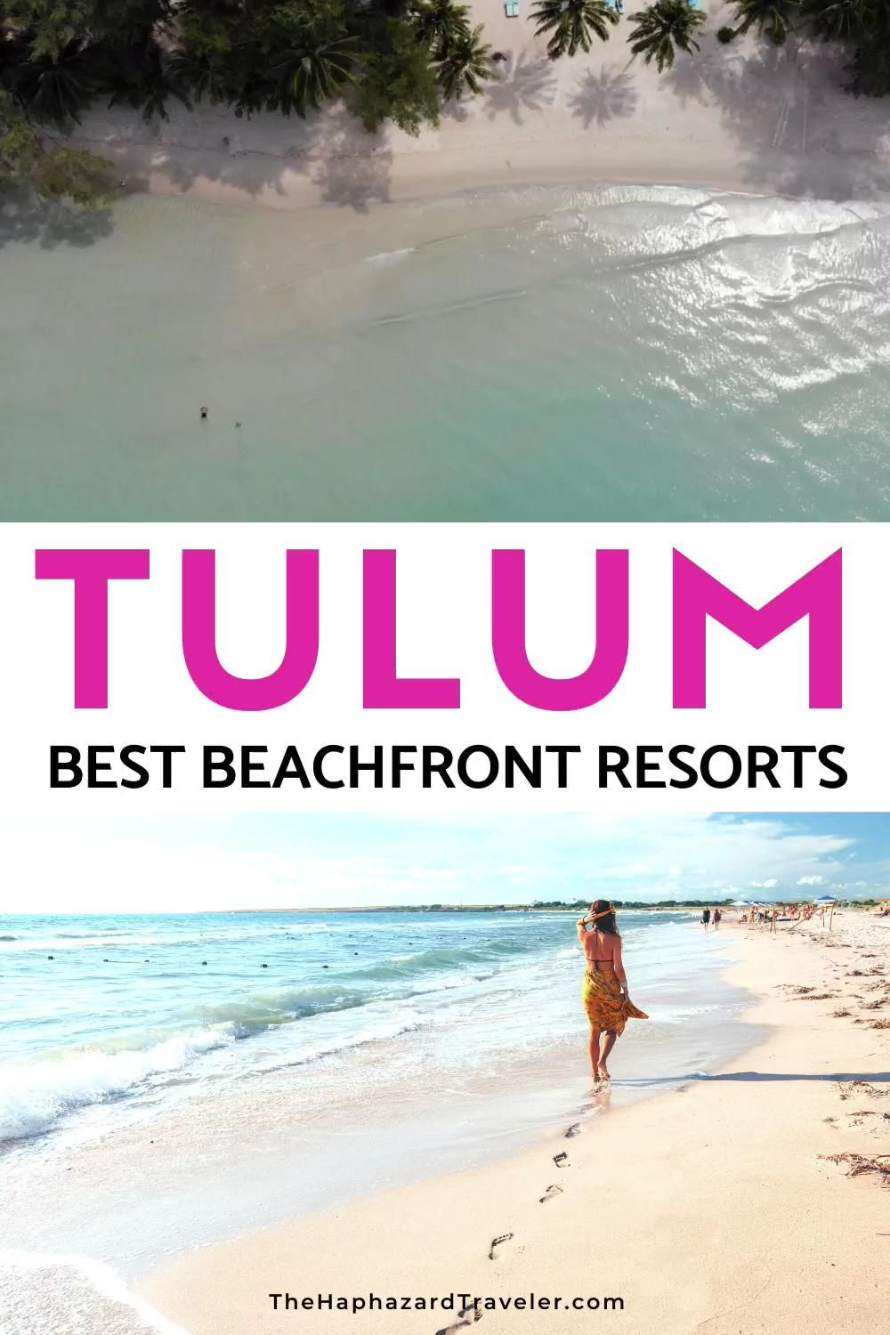 Tulum, Mexico hotels on the beach let you step right from your room into sugary-soft white sand! Pick from the best Tulum, Mexico resorts & get hotel tips for every budget. From eco-chic glamping to Tulum Mexico boutique hotels, luxury resorts & Airbnb Tulum villas for a group, these are the best hotels in Tulum, Mexico. Where to stay in Tulum Mexico | Where to stay in Tulum Mexico hotels | Where to stay in Tulum Mexico beaches | Where to stay in Tulum Mexico travel guide | Tulum Mexico beach