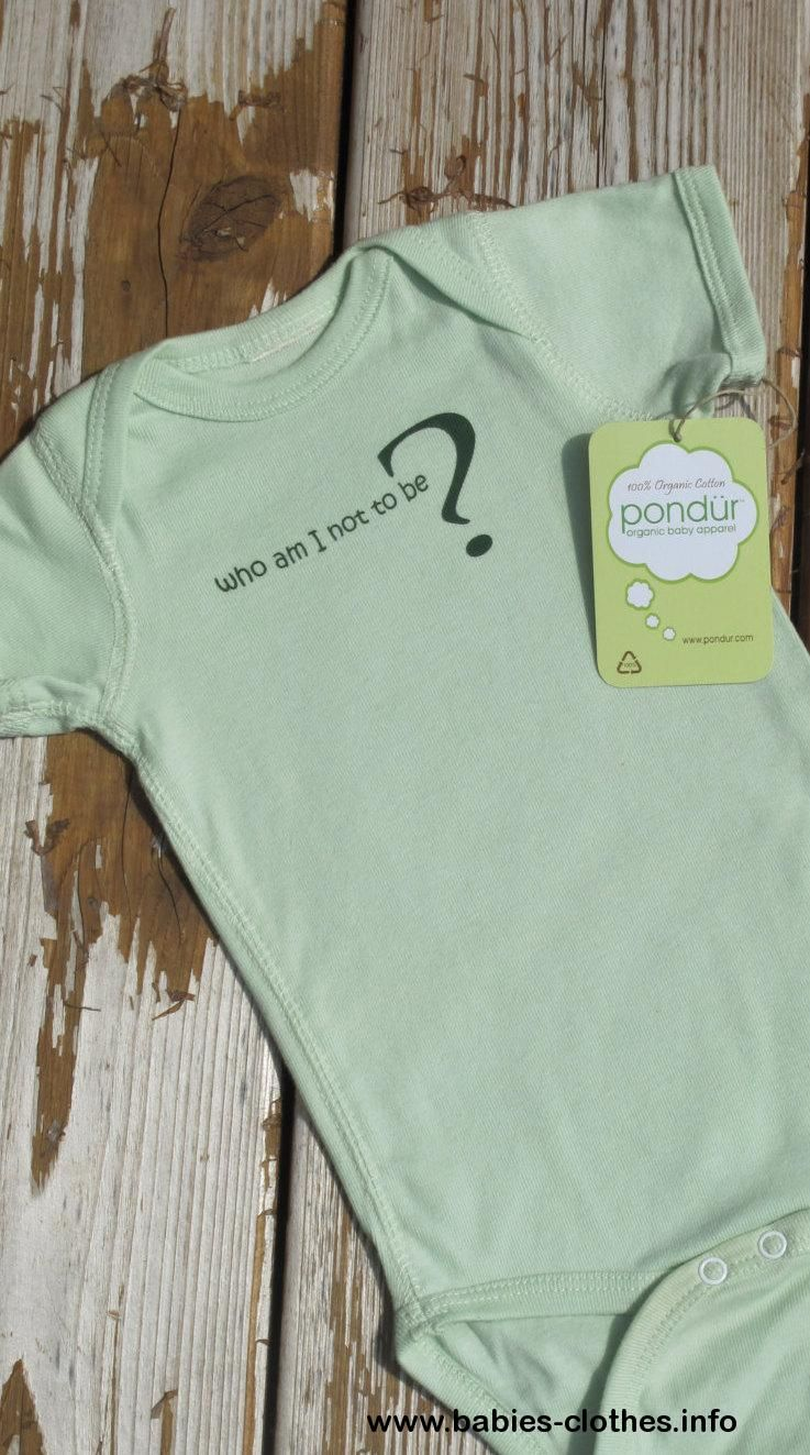Who am I not to be? Organic Onesie, Inspirational Baby Clothes, Infant Organic Bodysuit, Unique Baby Outfit, Gender Neutral Baby Shower Gift - http://www.babies-clothes.info/who-am-i-not-to-be-organic-onesie-inspirational-baby-clothes-infant-organic-bodysuit-unique-baby-outfit-gender-neutral-baby-shower-gift.html