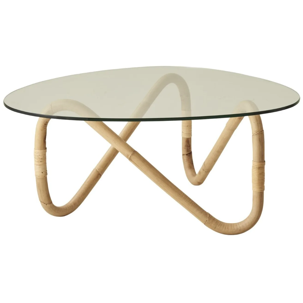 Wave Coffee Table By Cane Line In 2020 Coffee Table Cheap Coffee Table Cool Coffee Tables [ 1000 x 1000 Pixel ]