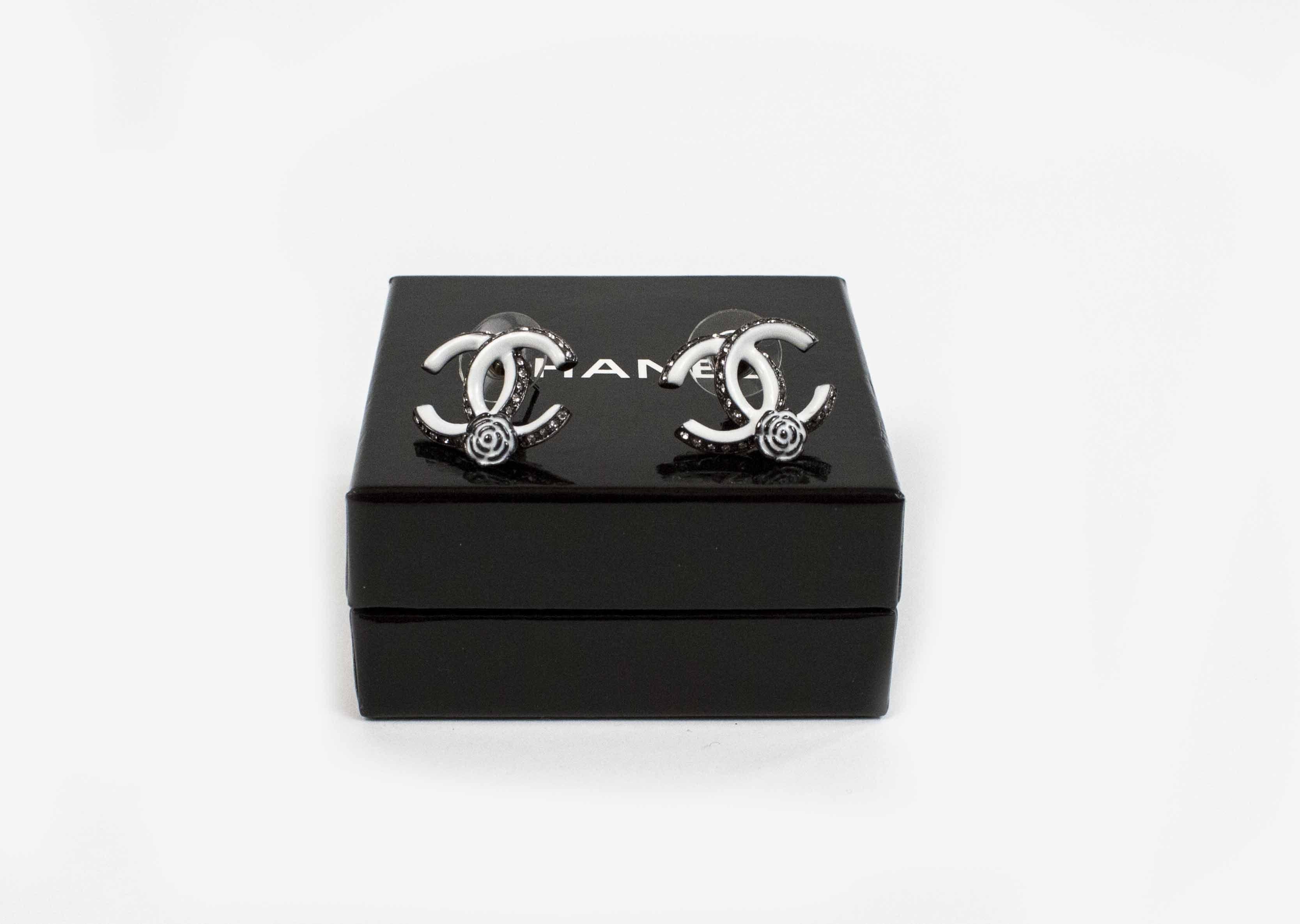 Chanel Sold Pierced Earrings Cost 500 Http