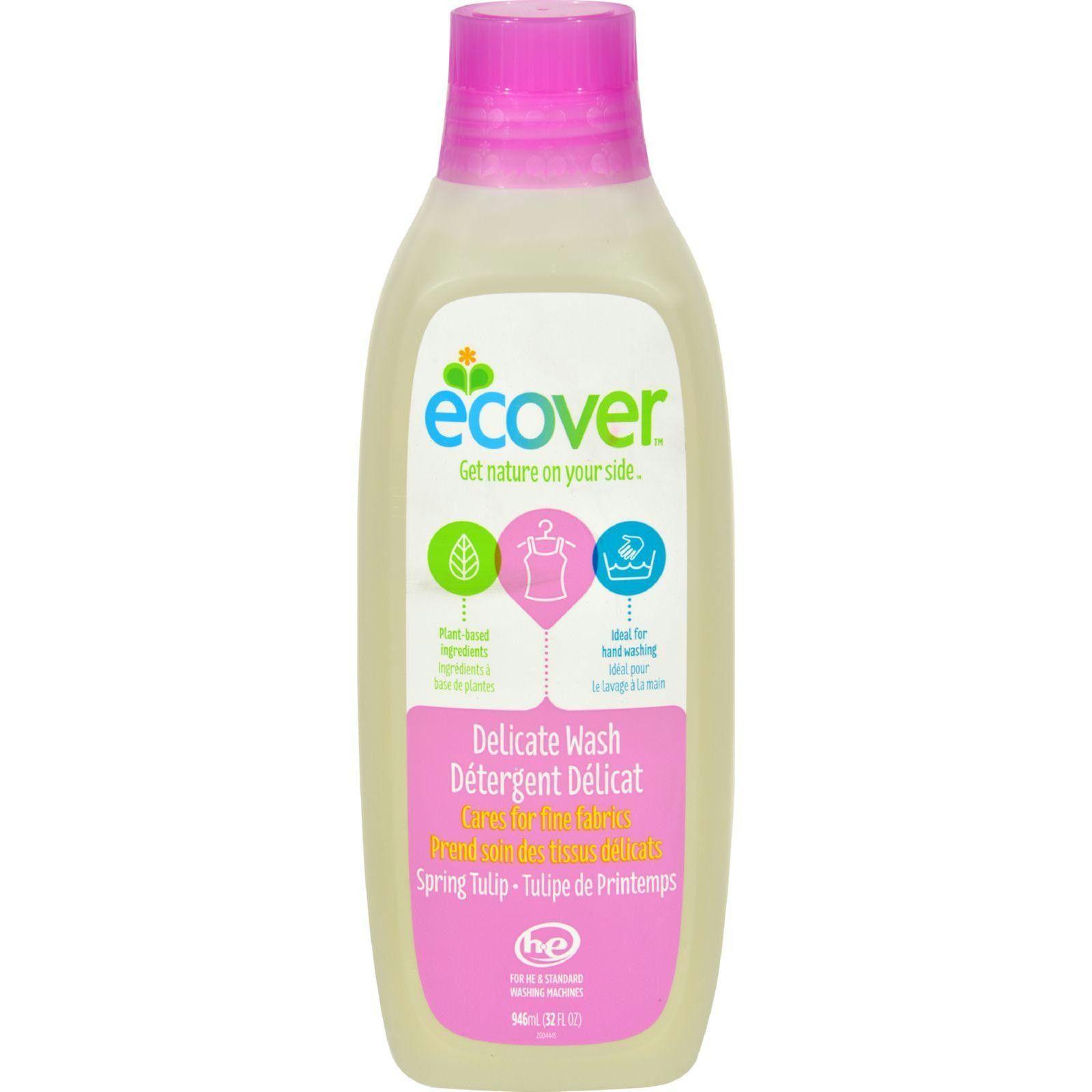 Ecover Delicate Wash Case Of 12 32 Oz Delicate Wash