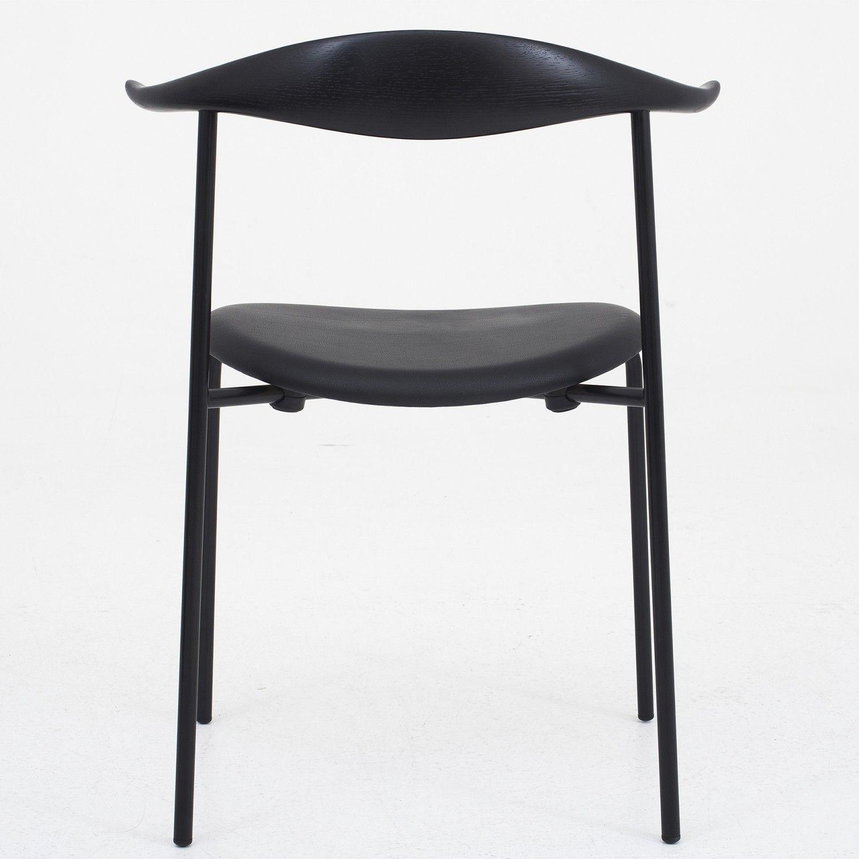 CH 88 - Sortlakeret stol | Klassik.dk - Nordens største udvalg inden for danske møbelklassikere