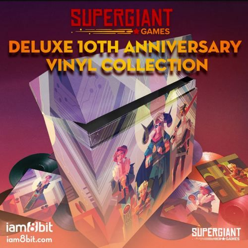 Supergiant: The 10th Anniversary Collection Soundtrack by