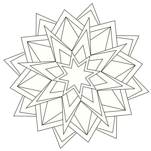 Mandala Vorlagen Mandala Vorlagen Mandala Coloring