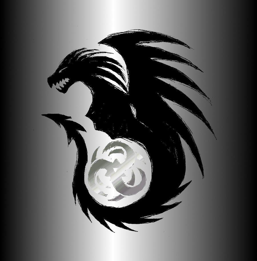 Red Dragon Design Logo