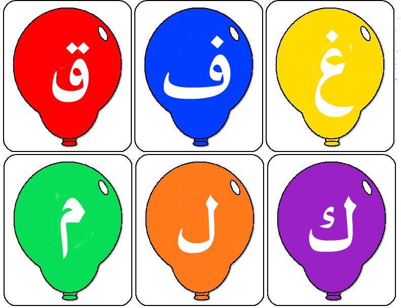 Pin By Najwaothman On Apprendre L Arabe Preschool Learning Activities Kindergarten Activities Arabic Alphabet