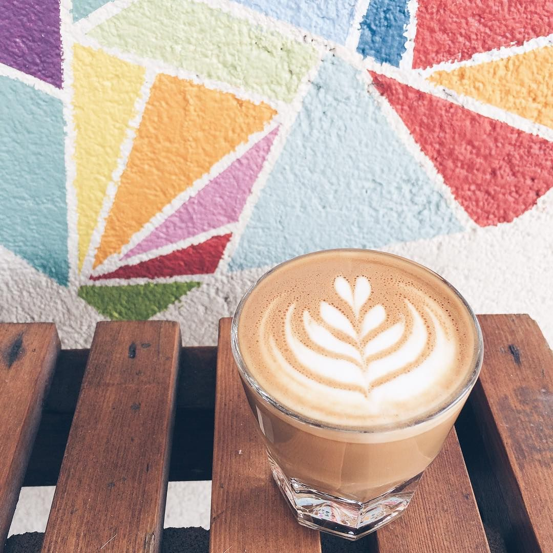 Not trying to make it a difficult decision to come in this afternoon or anything but this may be the most perfectly delicious cortado ever made. It's single origin espresso week at both locations! Rwanda at #4301Pecos and Guatemala at #2500Larimer. Get it!
