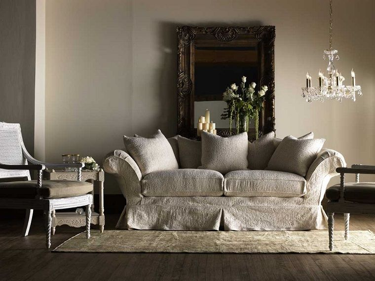 Divani shabby chic: lo charme di uno stile romantico | Interior ...