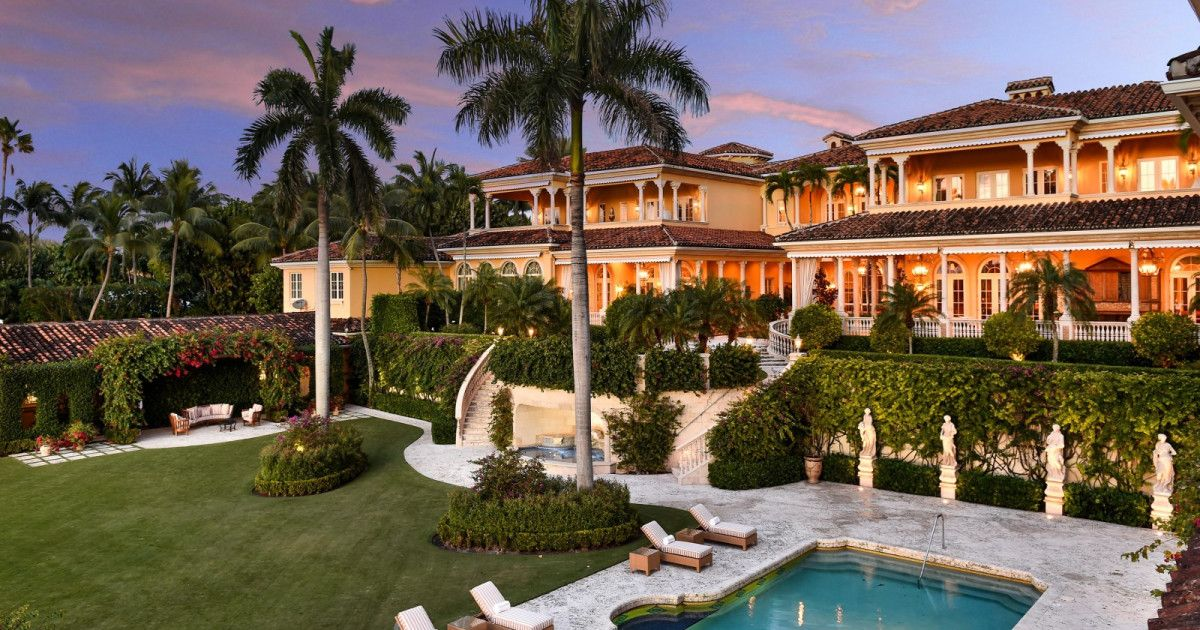 The 25 Most Expensive Homes In The Usa Expensive Houses Ocean