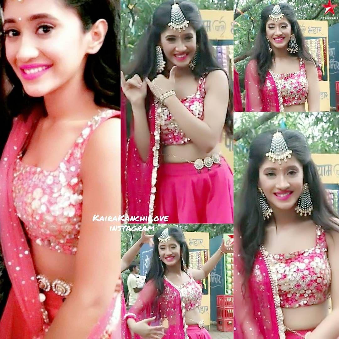 Heyaa she looks so Beautiful and Pretty❤❤❤❤❤ #ShivangiJoshi ...