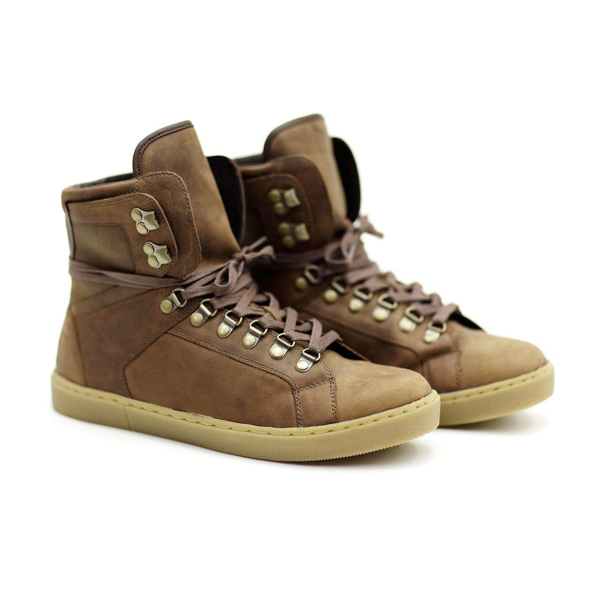 6fe0e5c9371 Lumberjack Men s Brown by Shoe The Bear