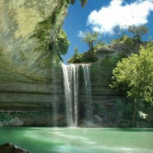 See gorgeous waterfalls