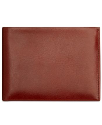 info for 942fd 86901 Perry Ellis Men Portfolio Leather Passcase & Removable Card Case in ...