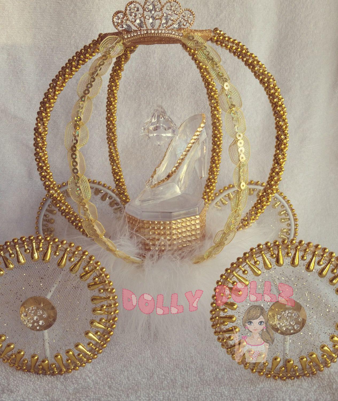 Cinderella Wedding Theme Ideas: Cinderella,Wedding Decor, Quinceanera Centerpiece