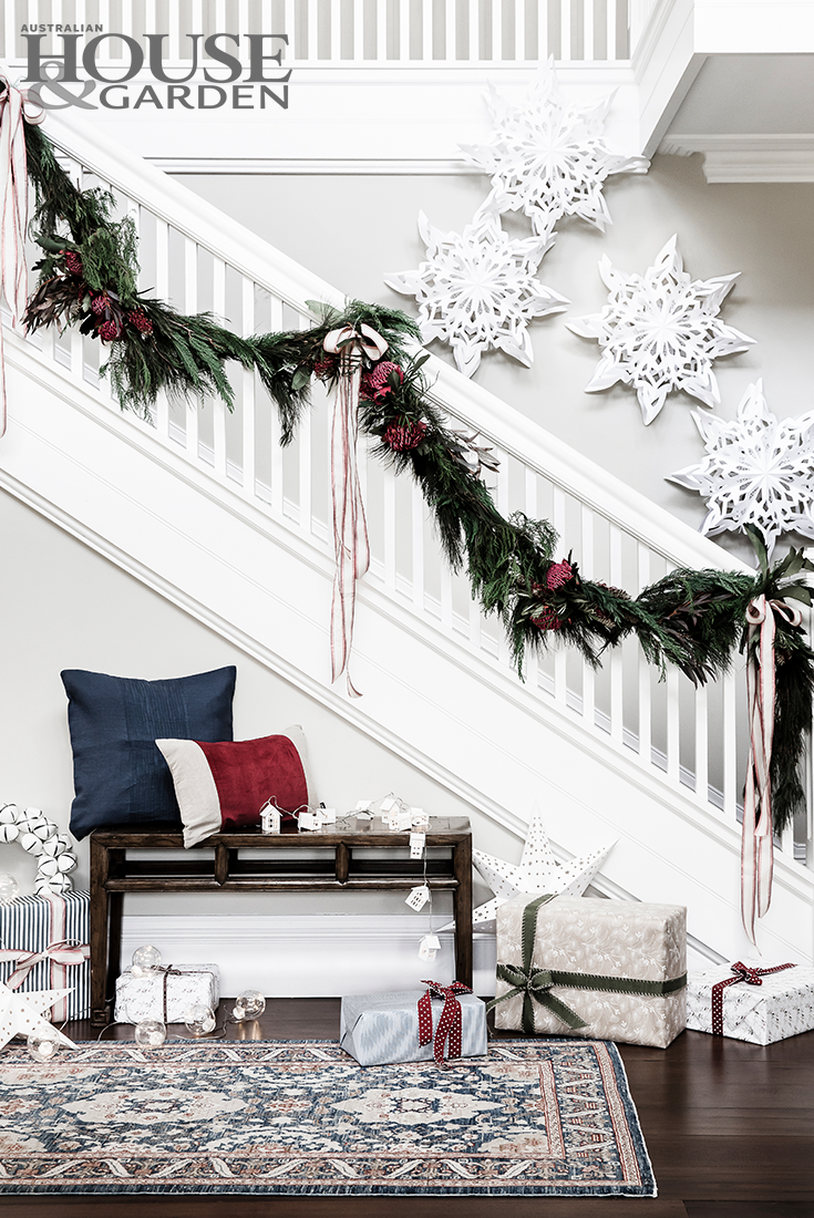 Usher in the Christmas spirit with these ideas for decking the halls ...