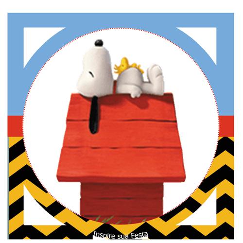 Snoopy - Kit Festa Grátis