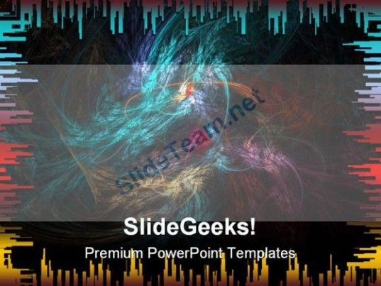 Fractal abstract background powerpoint templates and powerpoint fractal abstract background powerpoint templates and powerpoint backgrounds 0611 powerpoint templates themes background toneelgroepblik Gallery